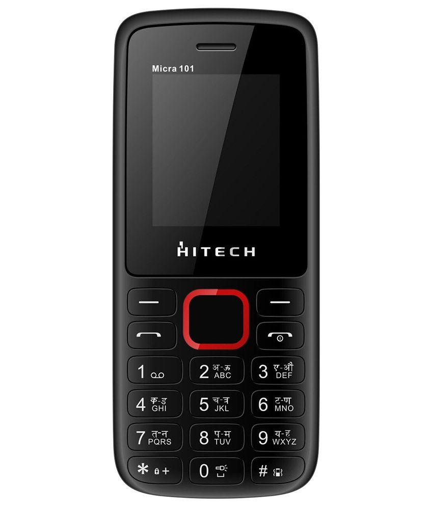 Hitech Micra 101 Black