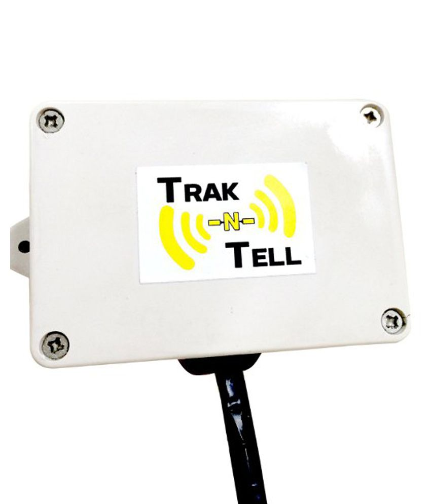 Trak N Tell GPS Vehicle Tracking System for All Cars
