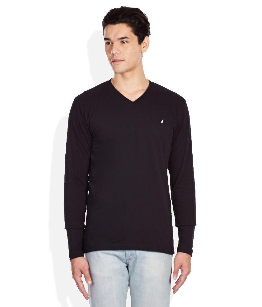 John Players Black T-Shirt
