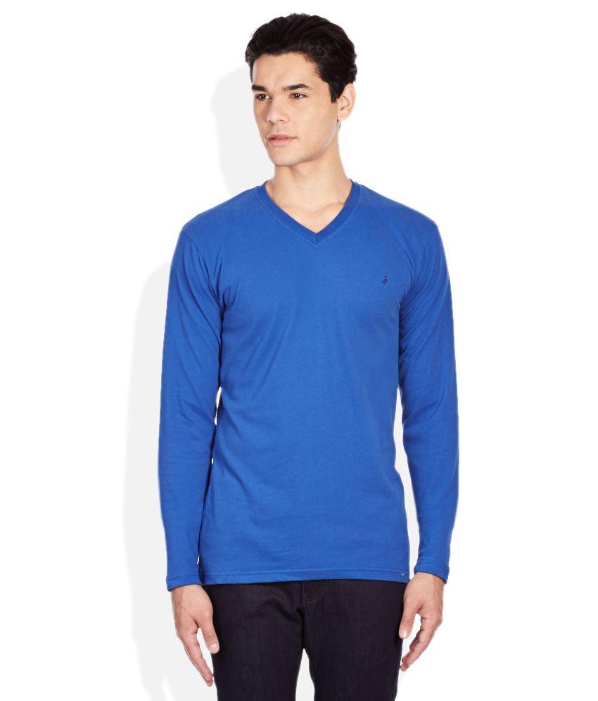 John Players Blue T-Shirt