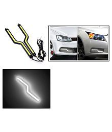 Used, Uneestore Daytime Z White DRL Light for Mercedez E280 for sale  Delivered anywhere in India