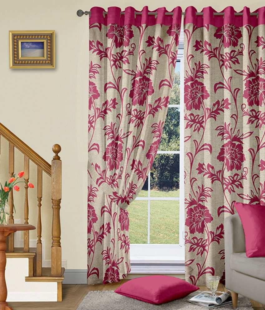 vorhang pink affordable von disney gardine minnie mouse. Black Bedroom Furniture Sets. Home Design Ideas