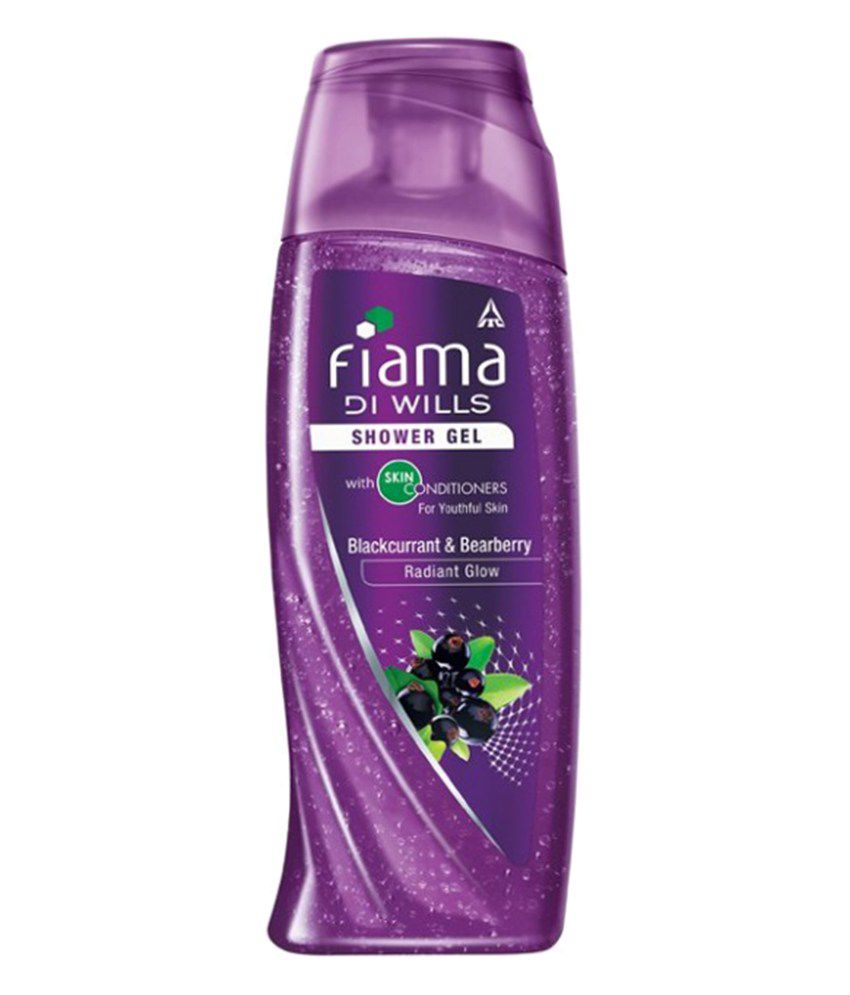 Fiama Blakcurrant & Bearberry Radiant Glow Gel Bar