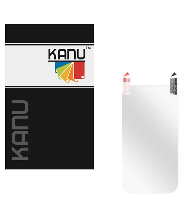 Samsung I9001 Galaxy S Plus Clear Screen Guard by Kanu