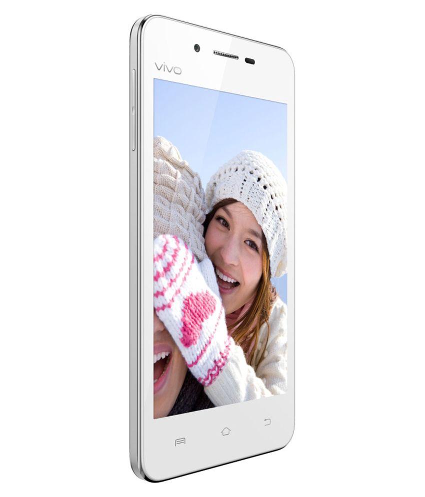 Vivo ( 4GB and Below , 512 MB ) White