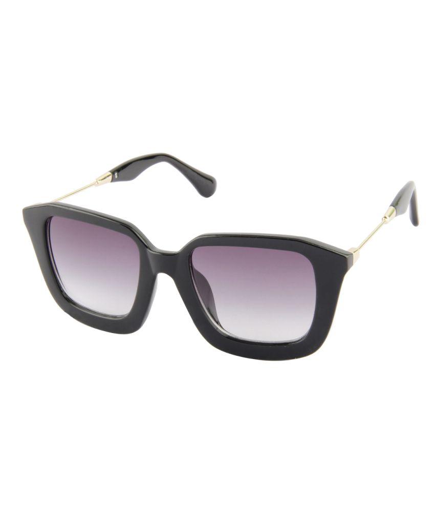 Farenheit 1503-C2 Brown Square Sunglasses