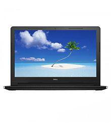 Dell Vostro 15 3558 Notebook (Intel Celeron- 4 GB RAM- 500 GB HDD- 39.62cm(15.6)- Linux/Ubuntu) (Black)