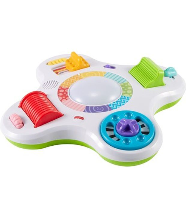 Fisher price bright beats activity centre buy fisher for Chaise 4 en 1 fisher price