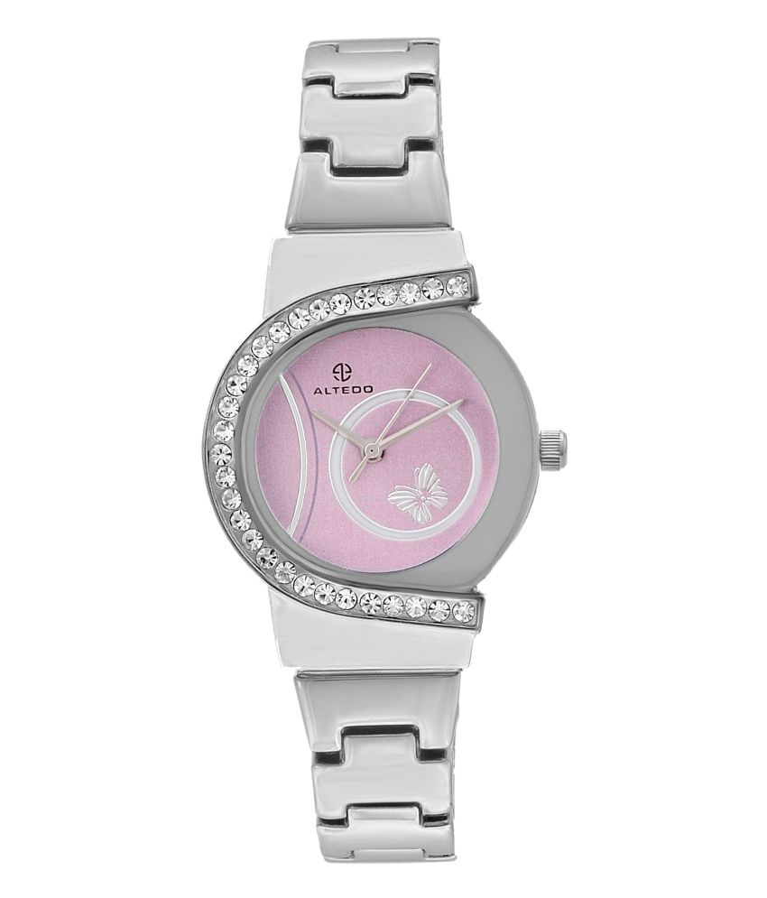 Altedo Eternal Series Watch 605pdal Price In India Buy Altedo