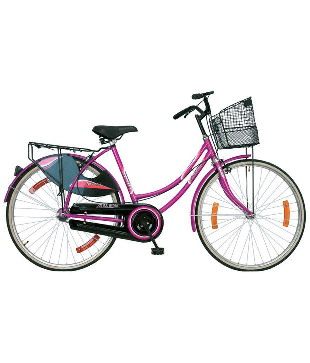 a86bc47829a Hero Pink Miss India Gold 26T Girl Bicycle Adult Bicycles/Women Bicycle: Buy  Online at Best Price on Snapdeal