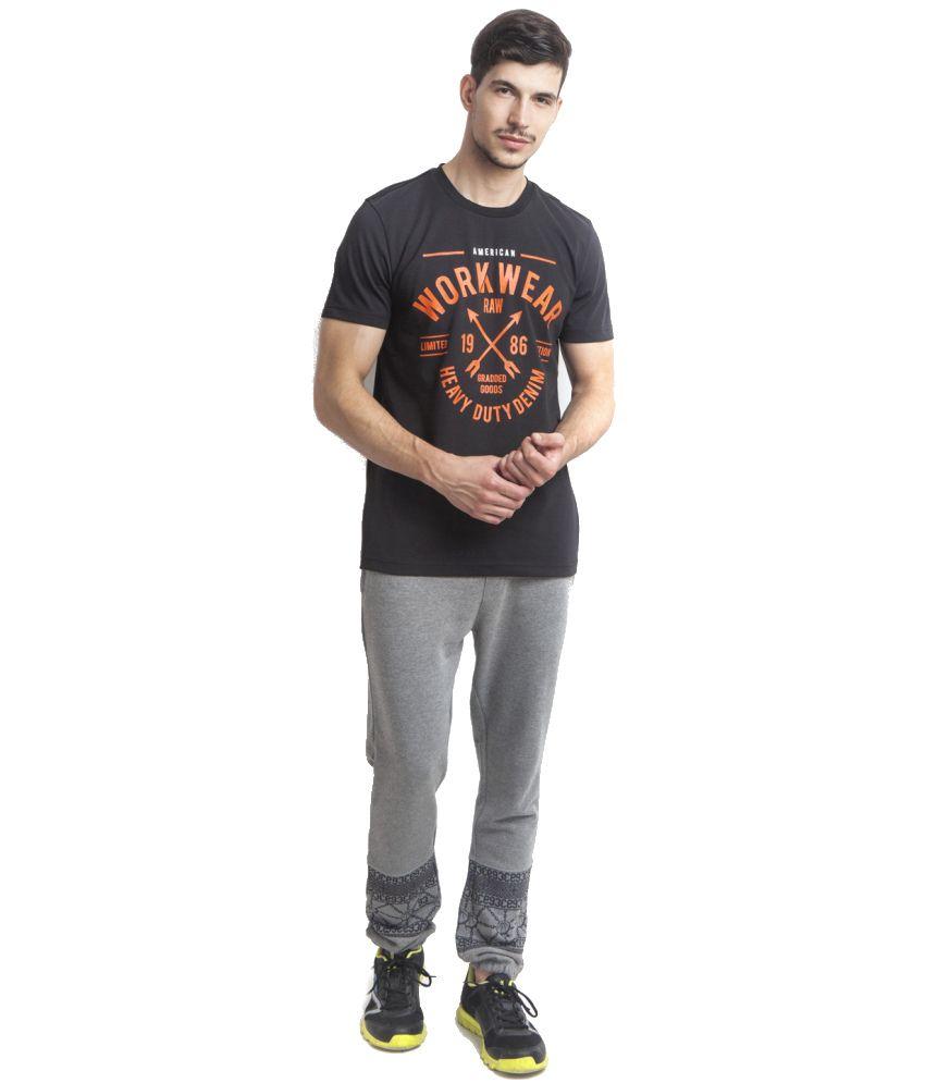3 Degre Black Blend T-shirt