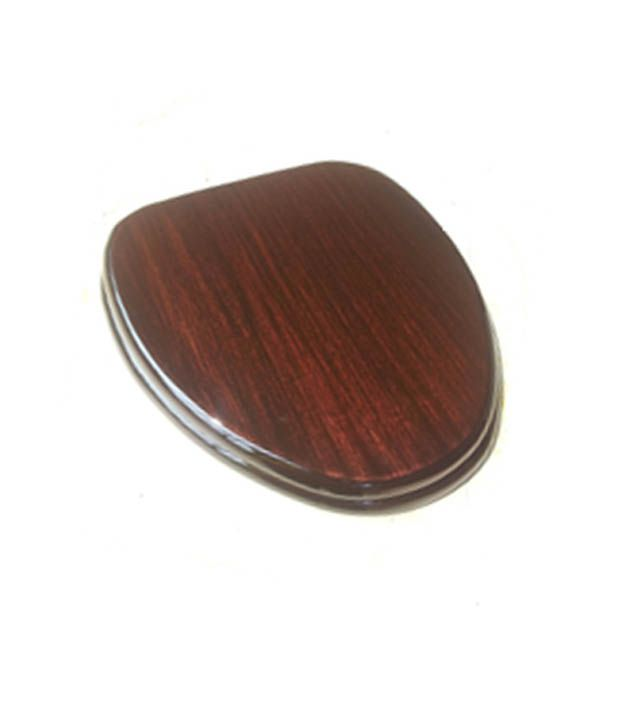 Buy Adshank Wooden Toilet Seat Cover Online At Low Price