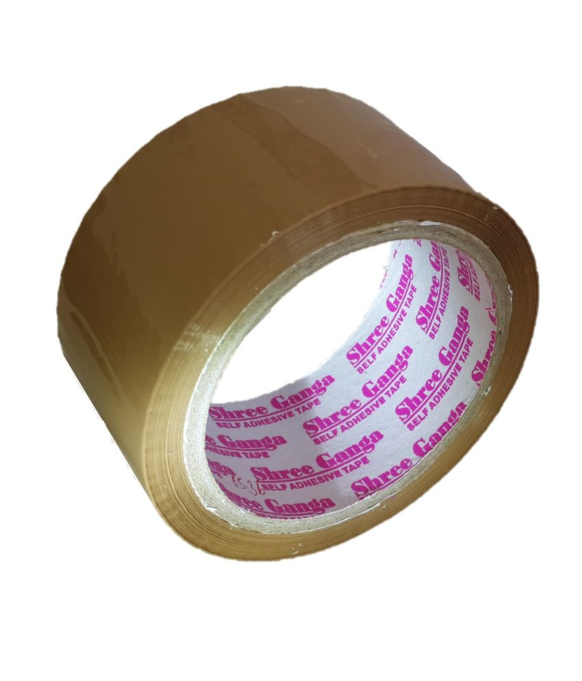 Shree ganga industries light brown tape 48 rolls in a box buy shree ganga industries light brown tape 48 rolls in a box aloadofball Images