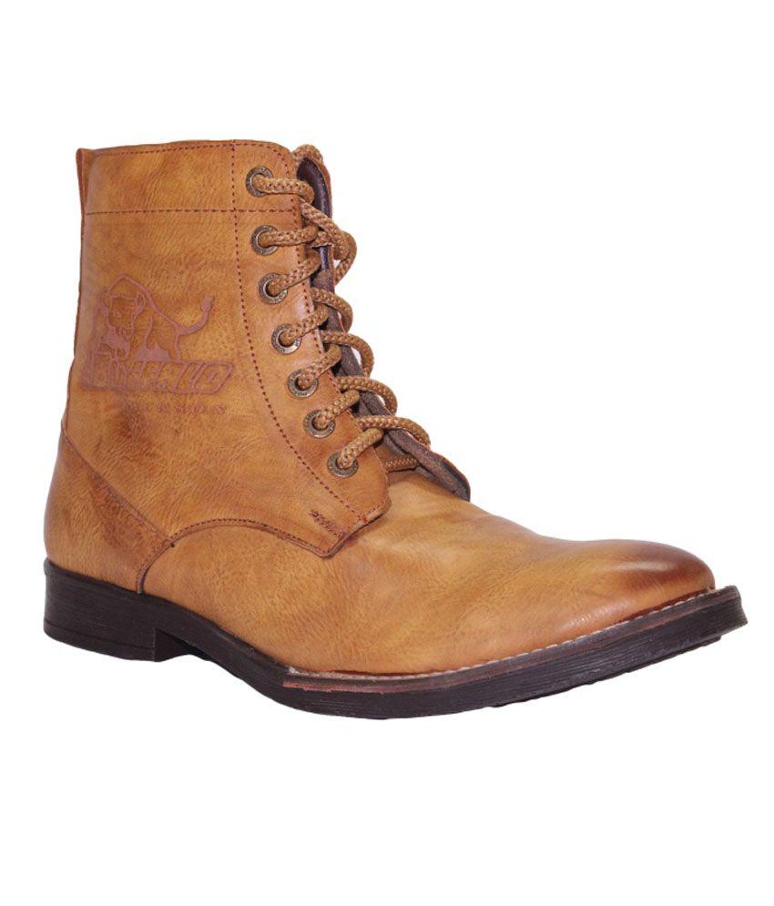 Blackies Tan Boots