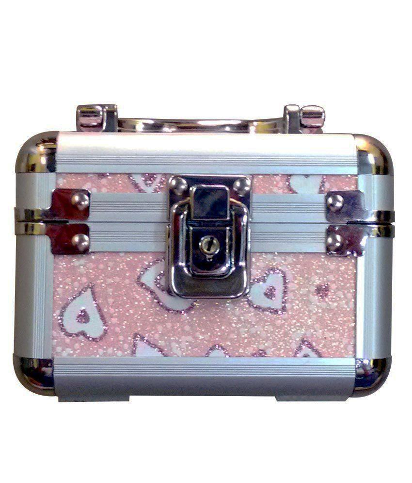a17d6b63c Abee Fancy Make Up Vanity Jewellery Box For Women Big: Buy Abee Fancy Make  Up Vanity Jewellery Box For Women Big Online in India on Snapdeal
