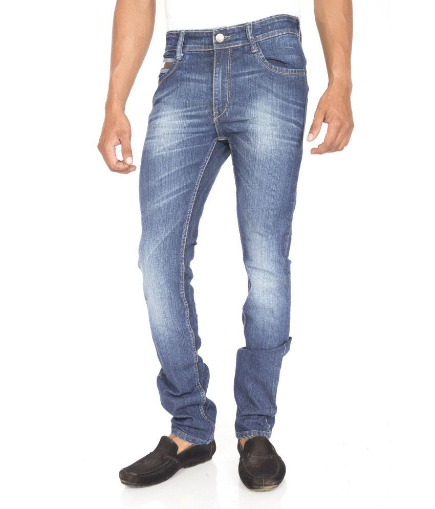 Bald Eagle Blue Slim Jeans