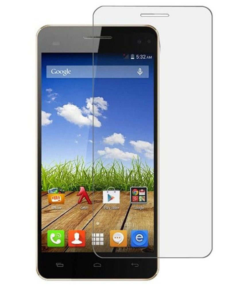 Micromax YU YUREKA Tempered Glass Screen Guard by Mify