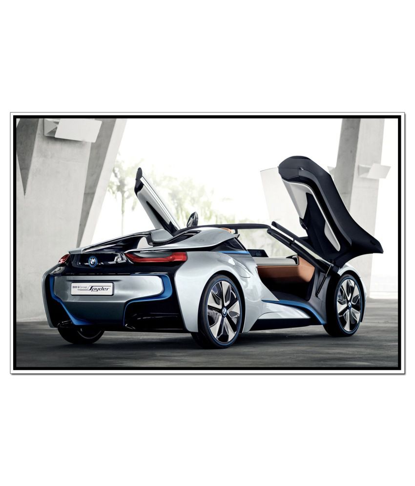 shopolica bmw car poster buy shopolica bmw car poster at best price