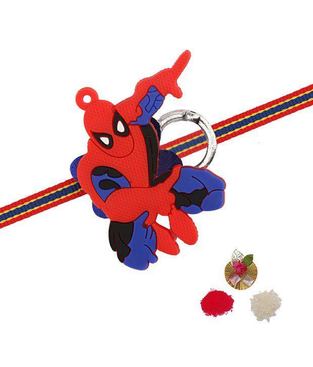 Asthetika Spiderman Rakhi