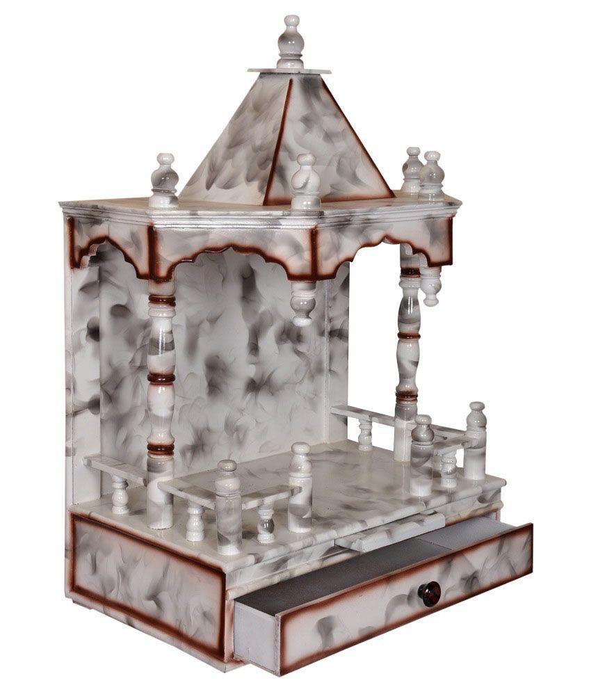 ... Quality Creations Home Temple/Pooja Mandir/Wooden Temple/Temple For Home /Mandir