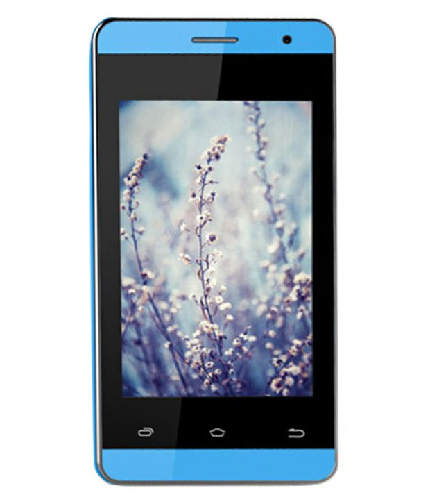 Spice Smart Flo Mi-348E 512 MB Blue