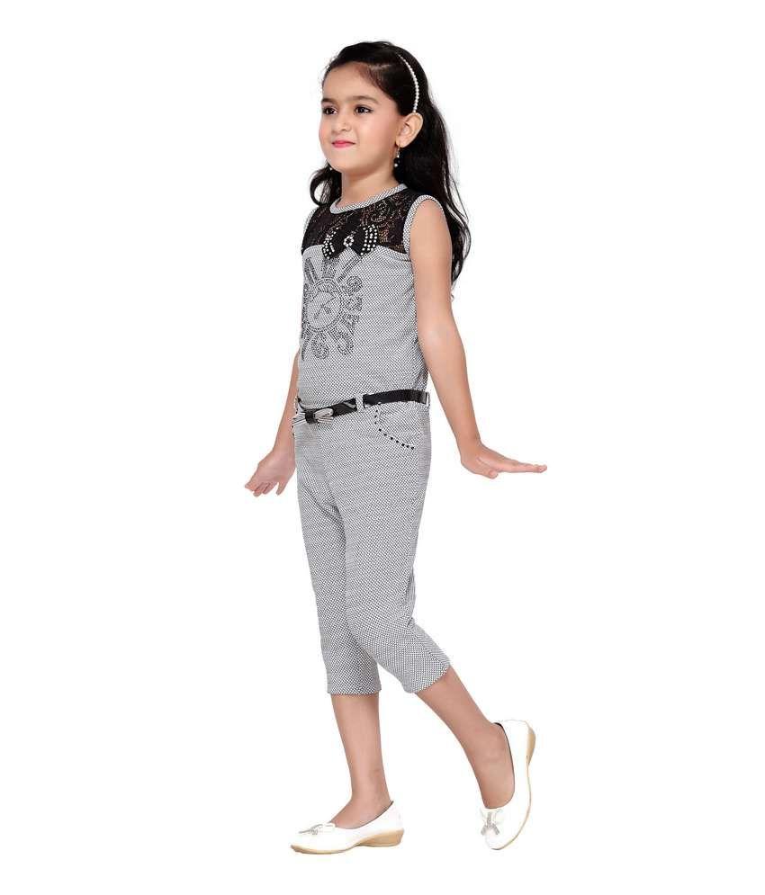 b01e92815812 Aarika Girls Party Wear Jumpsuit Aarika Girls Party Wear Jumpsuit ...