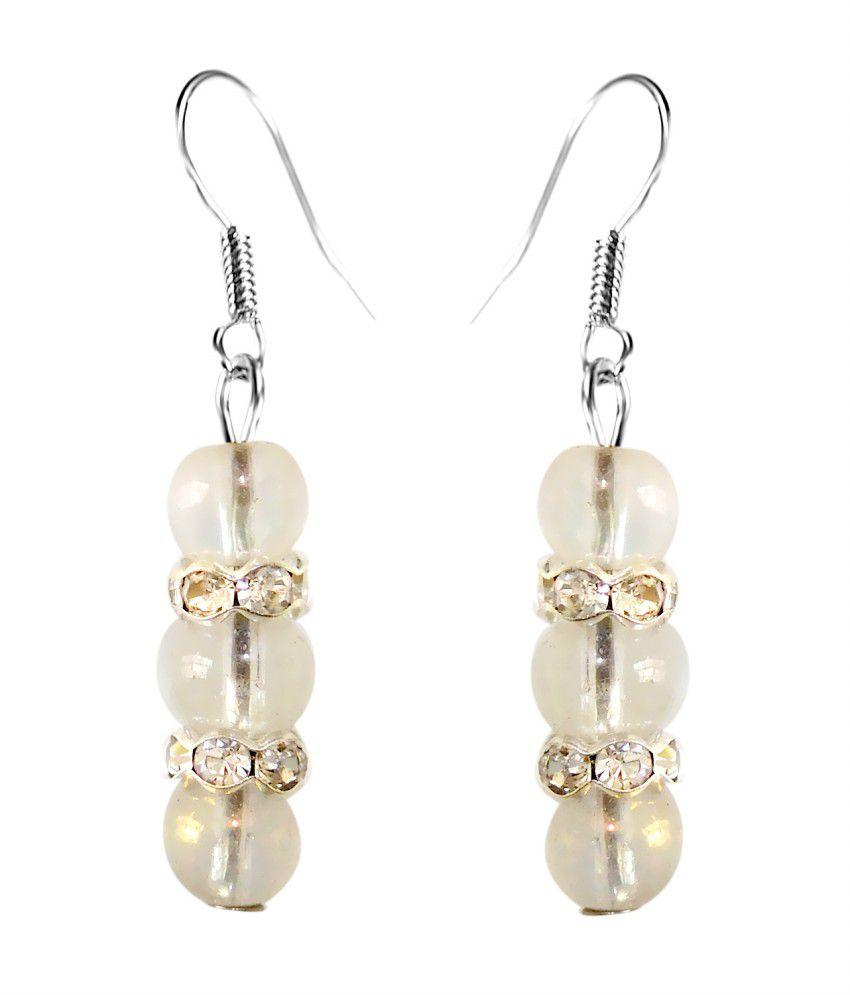 crystals opal white colour colour