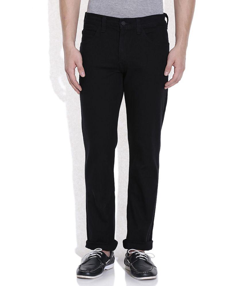 Levis Black Basics Jeans 511
