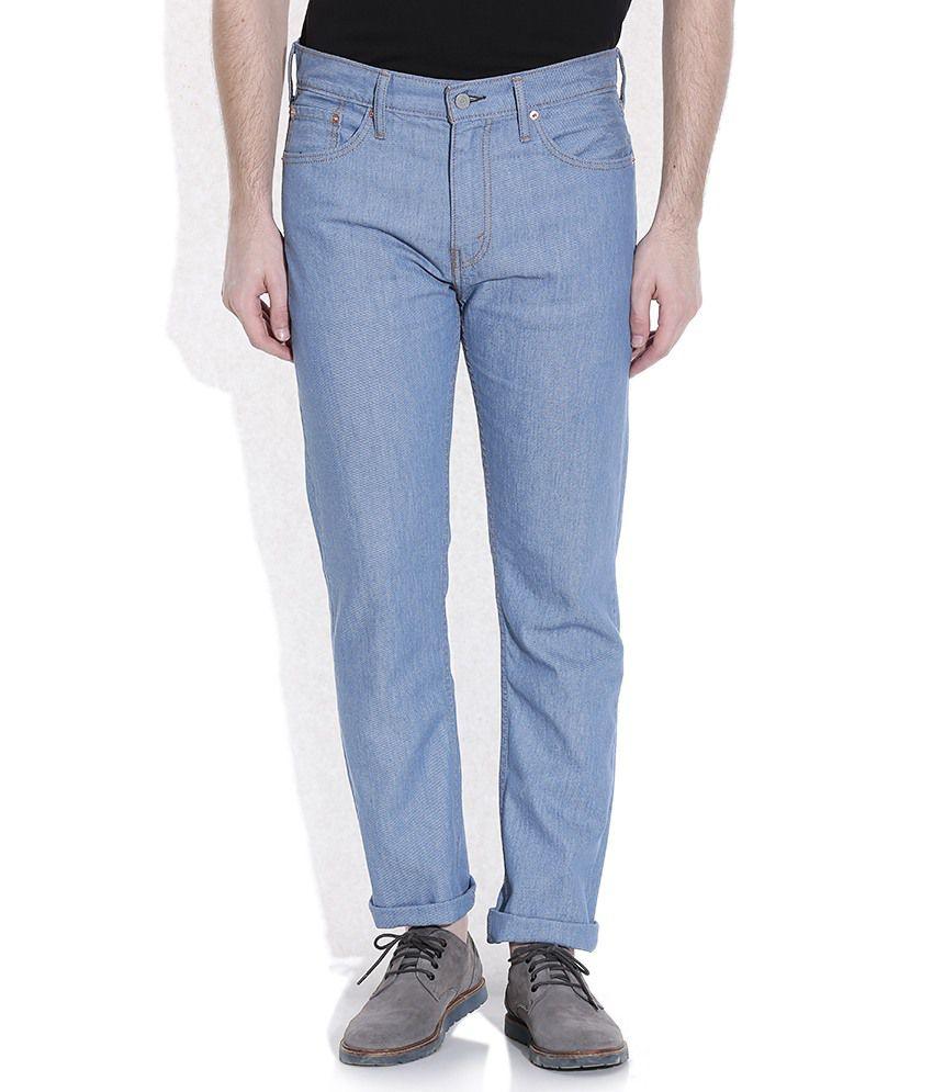 Levis Blue Basics Jeans 508