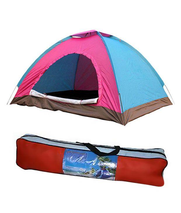 Divine Multicolour Portable Tent Cum Folding Tent For Picnic 6