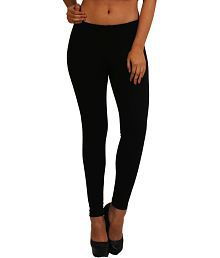 Size 8 Discounts Price Leggings Black And Leopard Print Leggings Clothes, Shoes & Accessories