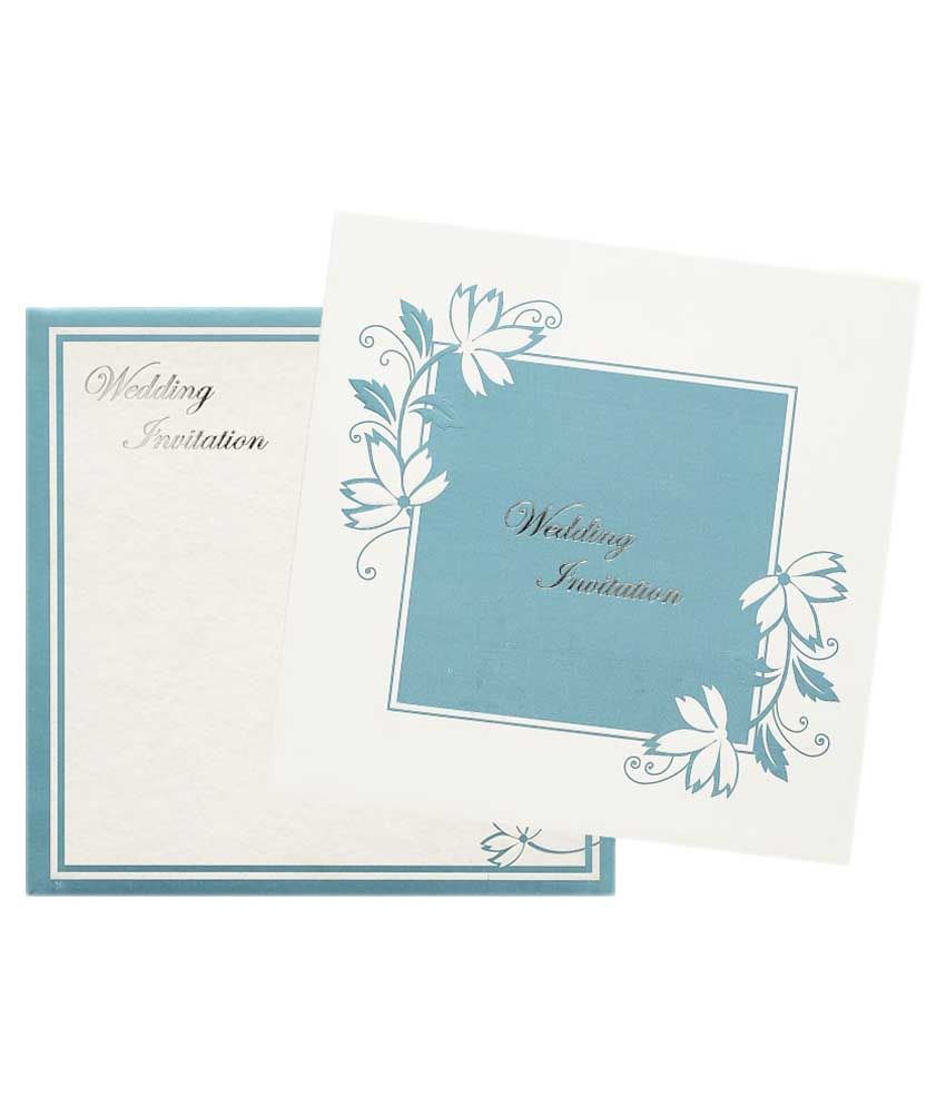 Nakoda Cards Elegant Wedding Invitation Card Pack 100 Buy