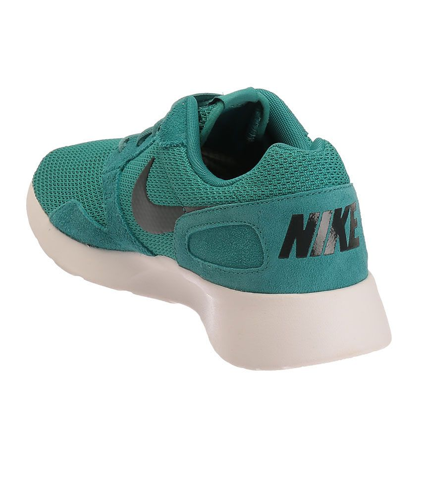 Nike Shoes Aqua Color Mens