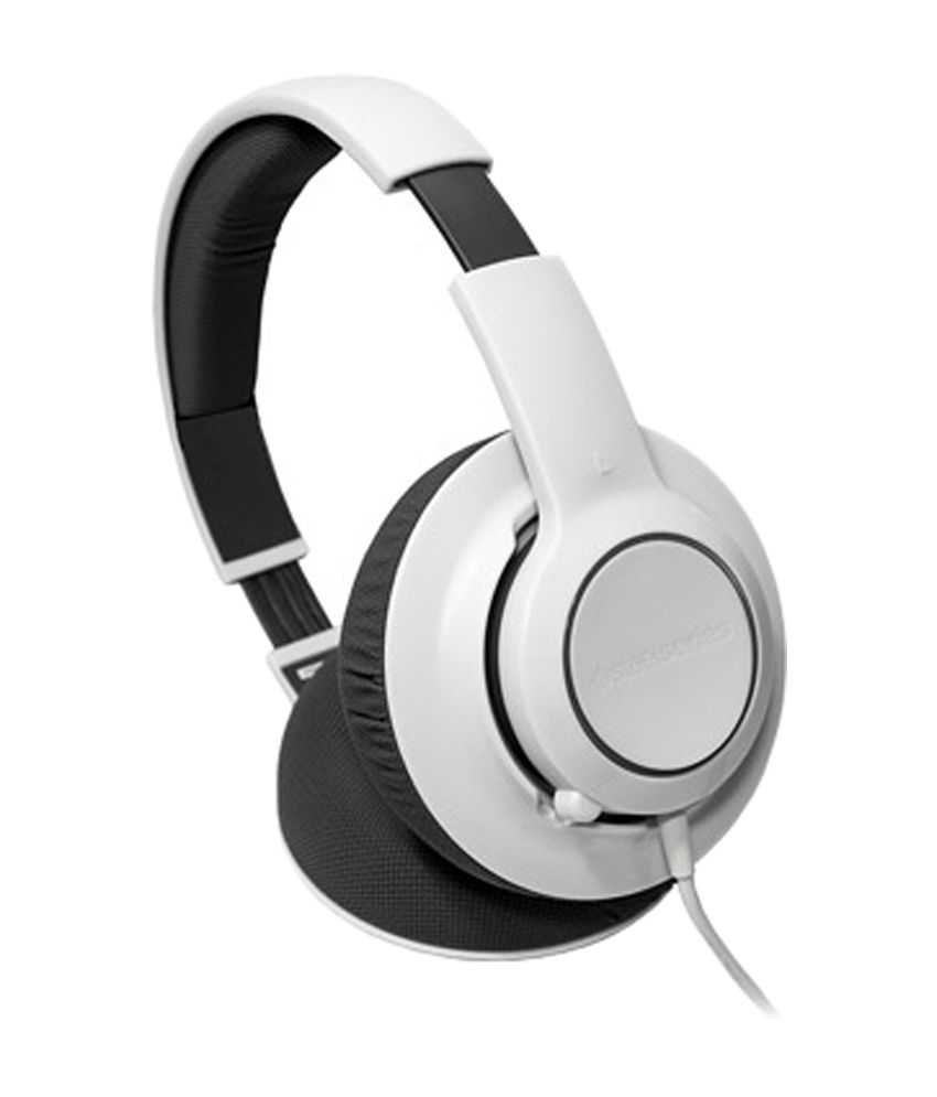 Steelseries-Siberia-Raw-Gaming-Headset-White