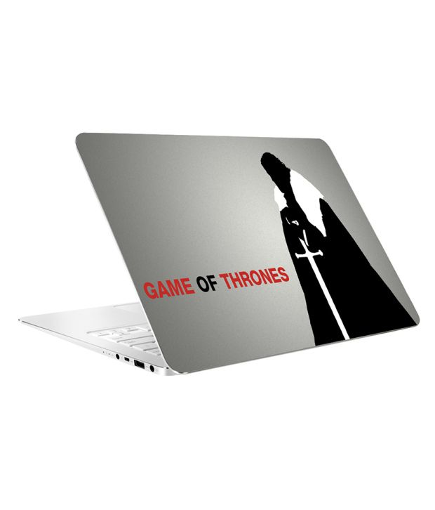 AV Styles AV Styles Printed Game Of Thrones Laptop Skin