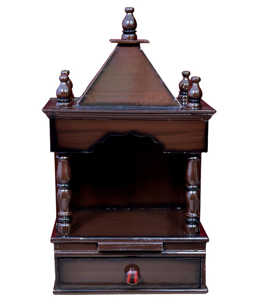 Quality Creations Home Temple Pooja Mandir Wooden Temple Temple For Home Mandir