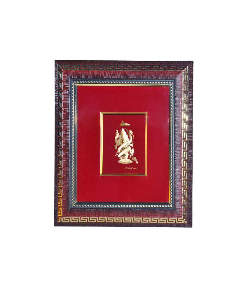 E-Pavitra Spiritual Devotional Ganesha Photo Frame
