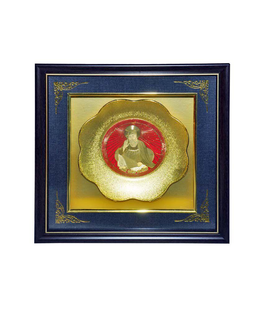 E-Pavitra Spiritual Devotional Guru Nanak Ji Photo Frame