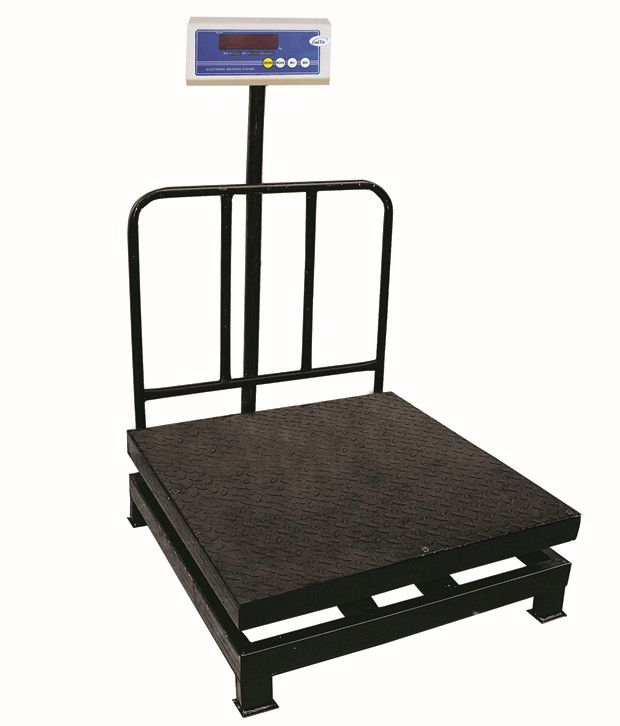 Metis Weighing 500 Kg Platform Weighing Scale: Buy Metis ...