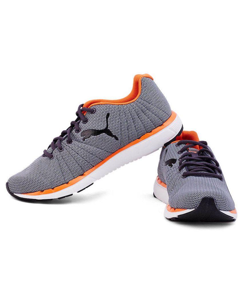29f33449dbcc Puma Bravery 2 Multi Colour Sports Shoes - Buy Puma Bravery 2 Multi ...
