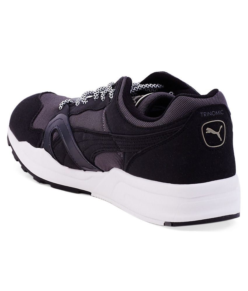 2acc5490262c3c Puma Trinomic XT 1 Black Sport Shoes - Buy Puma Trinomic XT 1 Black ...