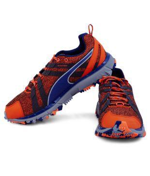 Puma Faas 500 Tr V2 Orange Sport Shoes