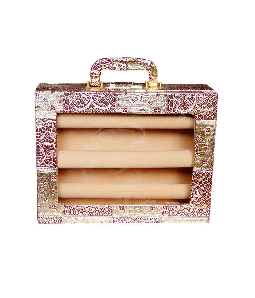 Grind Sapphire Designer Bangles Box
