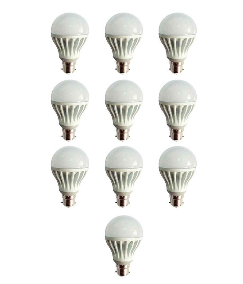 Ultra-Plus-Led-Bulb-White-12w-Led-Bulb-Set-Of-10