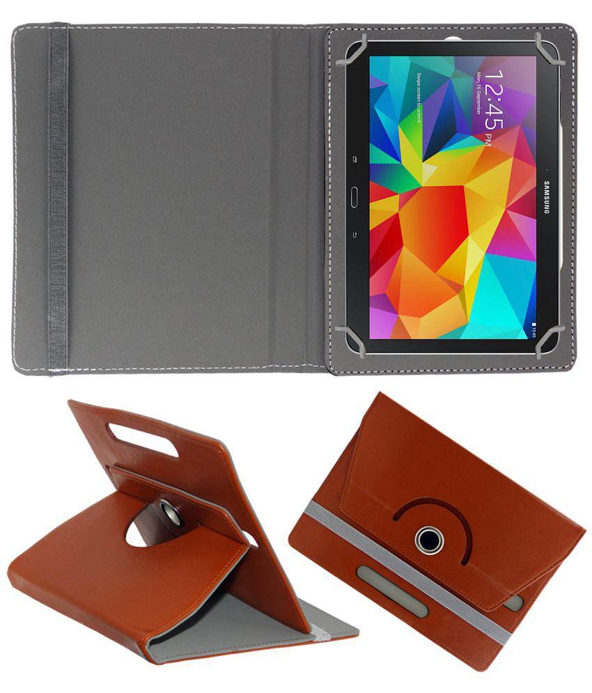 Samsung Galaxy Tab 4 T531 Plain Back Cover By ACM Multi Color