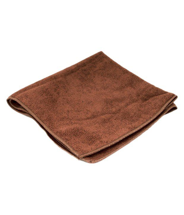 Efficia Red Microfibre Cleaning Cloth Best Price In India
