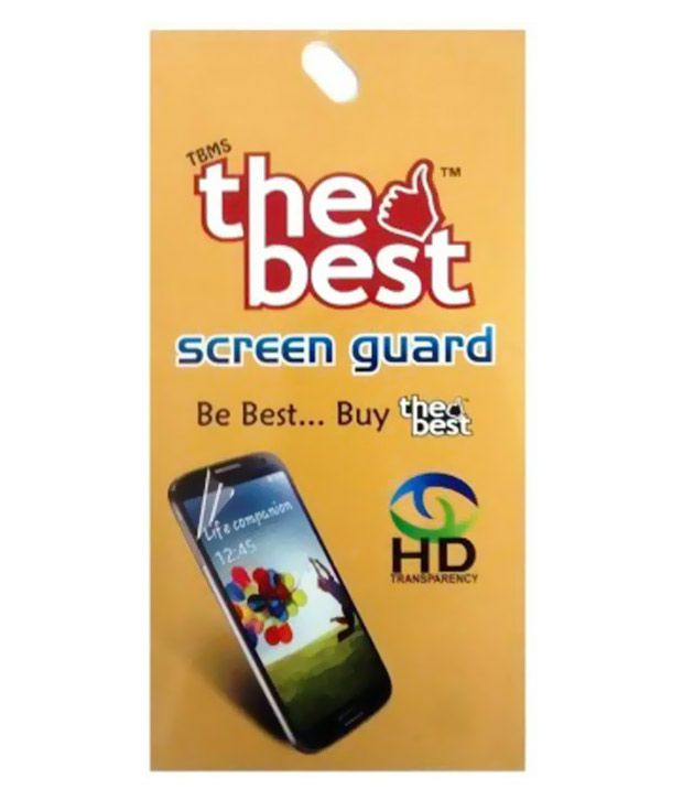 HTC Desire 820 Clear Screen Guard by The Best
