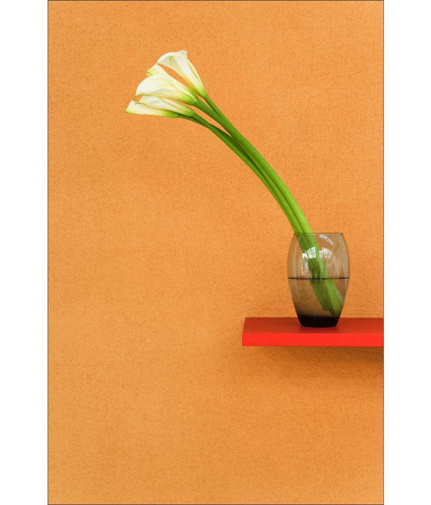 Retcomm Art Digital Print Wall Art Calla Lillies Floral Painting