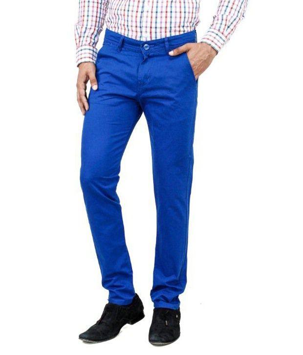 Uber Urban Rocky Trouser Blue