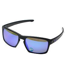 Oakley SLIVER_OO9262_10 Rectangle Sunglasses for sale  Delivered anywhere in India